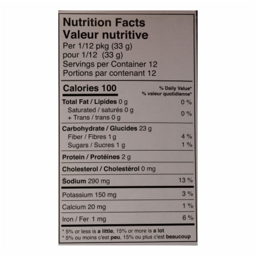 Namaste Foods Gluten Free Sugar Free Muffin - Mix - Case of 6 - 14 oz. Perspective: back