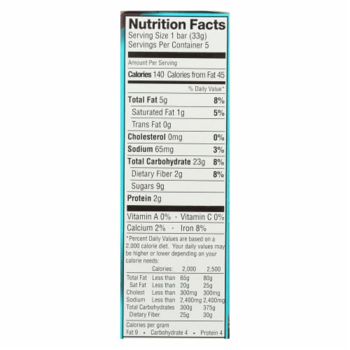 Enjoy Life - Snack Bar - Coco Loco - Gluten Free - 5 oz - case of 6 Perspective: back