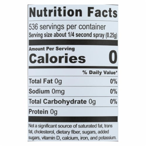 Chosen Foods Avacado Oil - 100%Pure - Spry - Case of 6 - 4.7 fl oz Perspective: back