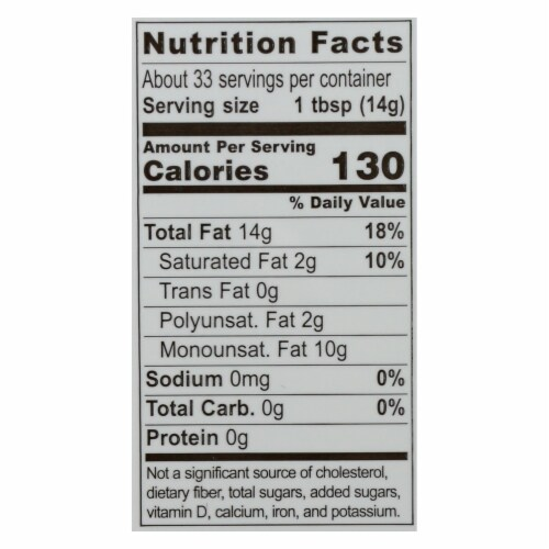 Chosen Foods Chosen Blend Oil  - Case of 6 - 16.9 FZ Perspective: back
