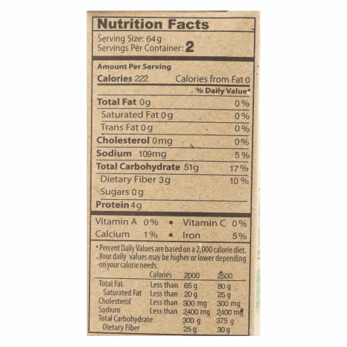 Star Anise Foods Soup - Brown Rice Noodle-Vietnamese-Happy Pho-Shiitake Mushroom-4.5 oz-6Case Perspective: back