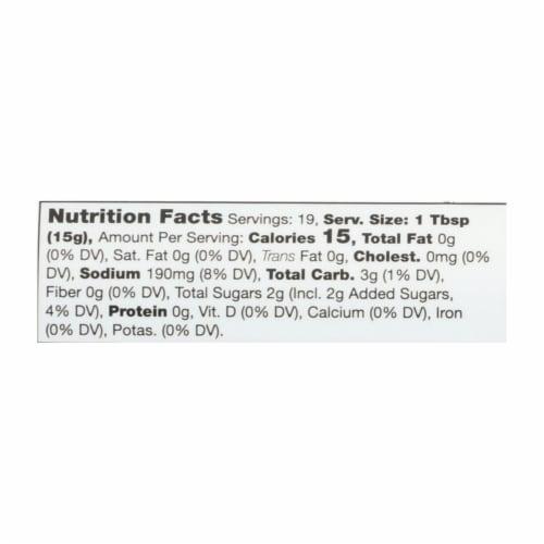 Yellowbird Sauce - Blue Agave Sriracha - Case of 6 - 9.8 oz Perspective: back