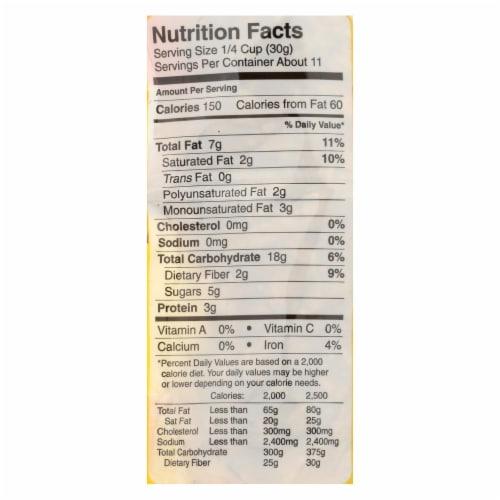 Bear Naked Granola - Go Bananas Go Nuts - Case of 6 - 12 oz. Perspective: back