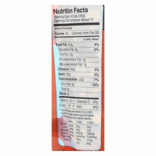 Bear Naked Granola - Vanilla Almond - Case of 6 - 12 oz. Perspective: back