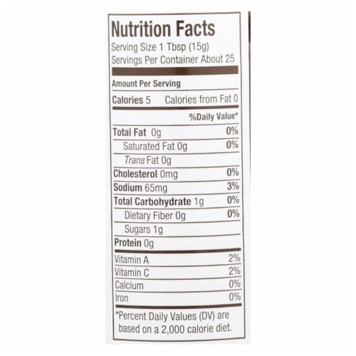 Sky Valley Taco Sauce  - Case of 6 - 13 OZ Perspective: back