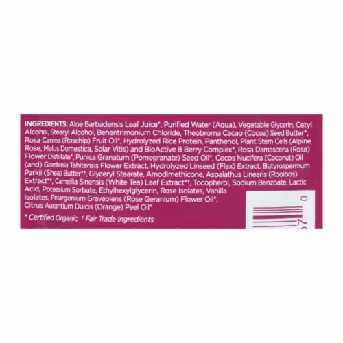 Andalou Naturals Color Care Deep Conditioning Hair Mask 1000 Roses Complex-Case of 6-1.5 floz Perspective: back