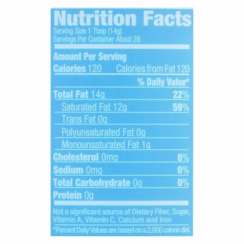Vita Coco Coconut Oil - Case of 6 - 14 Fl oz. Perspective: back