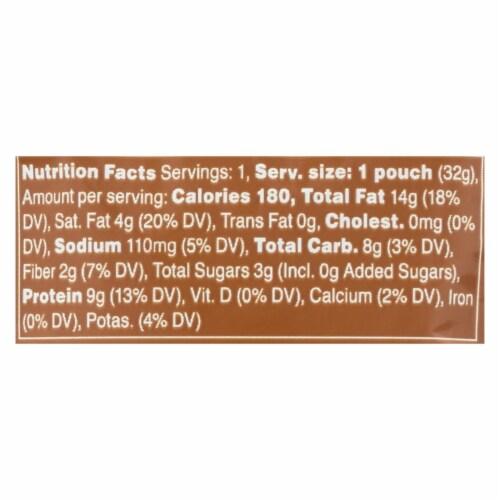 RxBar - Nut Butter - Peanut Butter - Case of 10 - 1.13 oz. Perspective: back