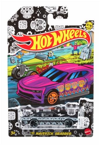 Mattel Hot Wheels® Assorted Halloween Vehicle Perspective: back