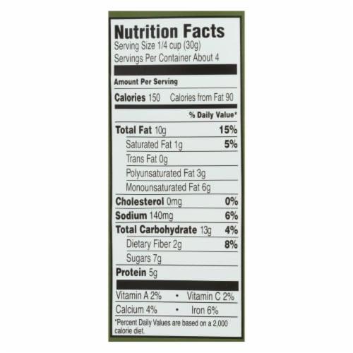 Sahale Snacks Premium Blend Pistachio - Pomegranate - Case of 6 - 4 oz. Perspective: back