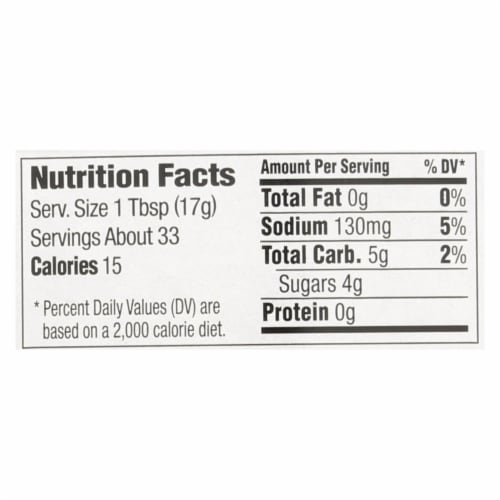 Annie's Homegrown Annie's Naturals Organic Ketchup - Case of 12 - 20 oz. Perspective: back