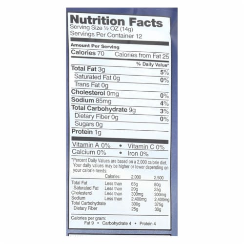 Pirate Brands Booty Puffs - Aged White Cheddar - Case of 12 - 0.5 oz. Perspective: back