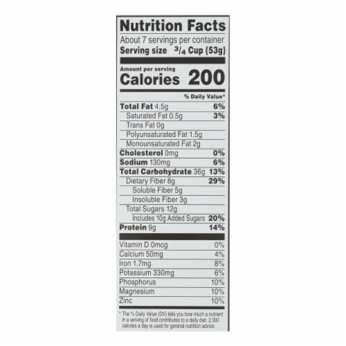 Kashi Cereal - Multigrain - Golean - Crisp - Toasted Berry Crumble - 14 oz - case of 12 Perspective: back