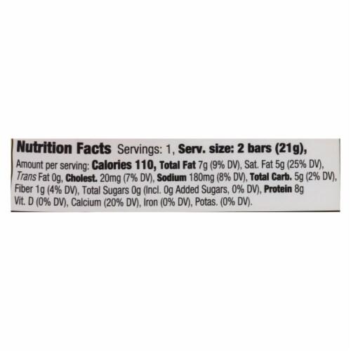 Sonoma Creamery - Crisp Bar Pepper Jack - Case of 12 - .74 OZ Perspective: back