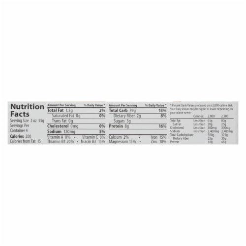 Eden Foods - Soba Noodles - Traditional - Case of 12 - 8 oz. Perspective: back