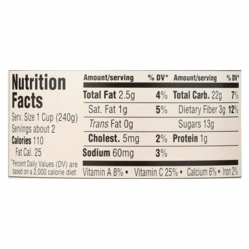 Health Valley Organic Soup - Tomato No Salt Added - Case of 12 - 15 oz. Perspective: back