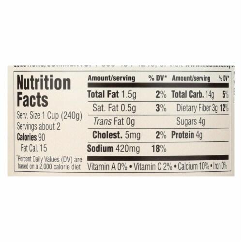 Health Valley Organic Soup - Mushroom Cream - Case of 12 - 14.5 oz. Perspective: back