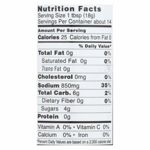 Kikkoman Sauce - Oyster - Case of 12 - 9.3 fl oz Perspective: back