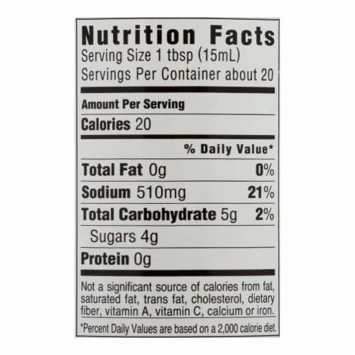 Kikkoman Kikko Seas Rice Vinegar - Case of 12 - 10 fl oz Perspective: back