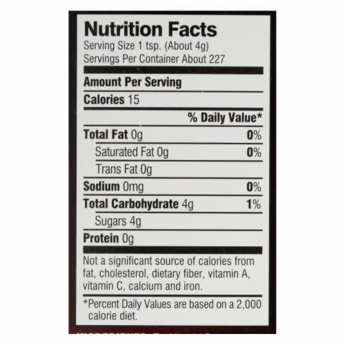 Sugar In The Raw Turbinado Sugar - Case of 12 - 2 lb. Perspective: back