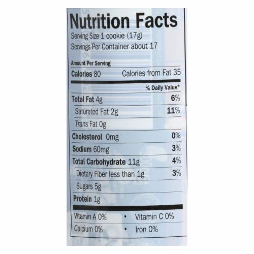 Mcvities - Biscuit Digestive Dark Chocolate - Case of 12-10.5 OZ Perspective: back