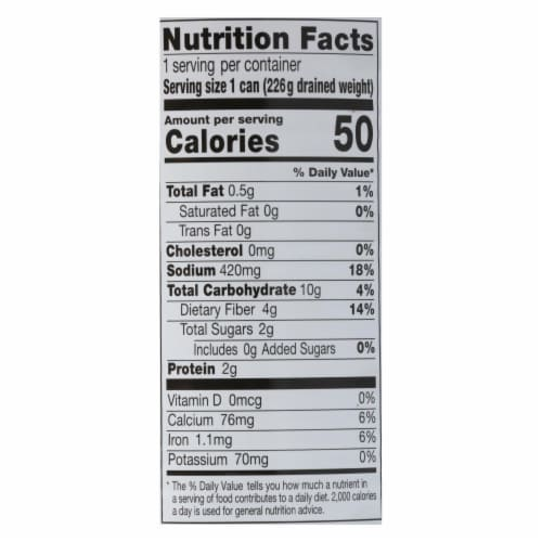 Ty Ling Mixed Chinese - Vegetables - Case of 12 - 15 oz. Perspective: back