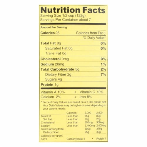 Cento - Peeled Tomatoes - Case of 12 - 28 oz. Perspective: back