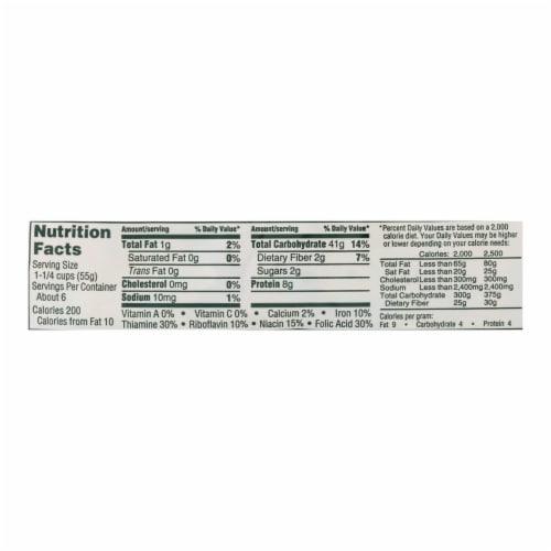 Manischewitz - Extra Wide Yolk Free Noodles - Case of 12 - 12 oz. Perspective: back