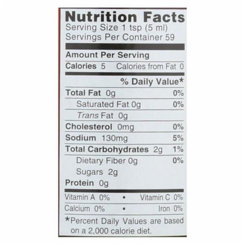 Bragg - Liquid Aminos - Organic - Coconut - Case of 12 - 10 fl oz Perspective: back