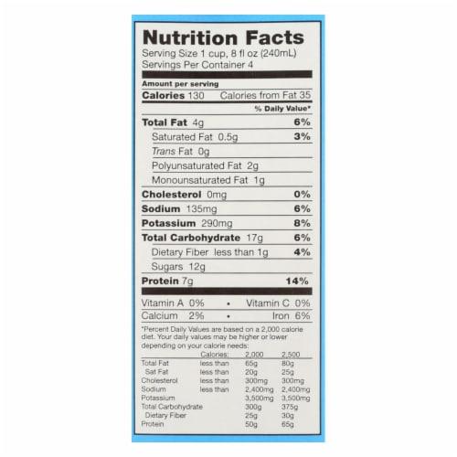 Westsoy Soy Milk - Original - Case of 12 - 32 Fl oz. Perspective: back