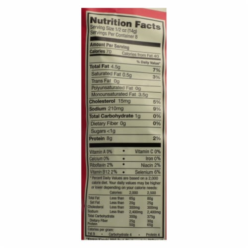 Southern Recipe Small Batch - Pork Rinds Korean Kmchi BBQ - Case of 12-4 OZ Perspective: back