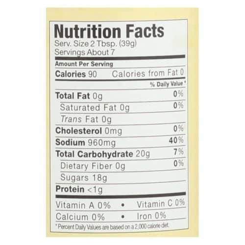 Lee Kum Kee's Gluten-Free Hoisin Sauce  - Case of 12 - 9.45 OZ Perspective: back
