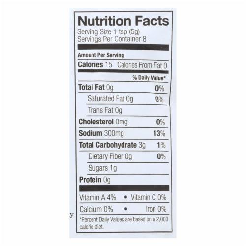 Simply Organic Seasoning Mix - Sloppy Joe - Case of 12 - 1.41 oz. Perspective: back