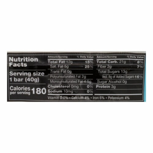 Kind Bar - Almond and Coconut - Case of 12 - 1.4 oz Perspective: back