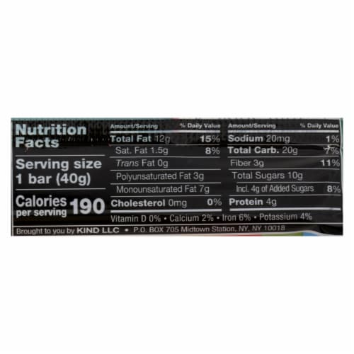 Kind Bar - Apple Cinnamon and Pecan - Case of 12 - 1.4 oz Perspective: back