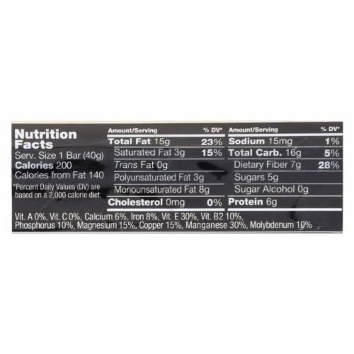 Kind Bar - Dark Chocolate Mocha Almond - 1.4 oz Bars - Case of 12 Perspective: back