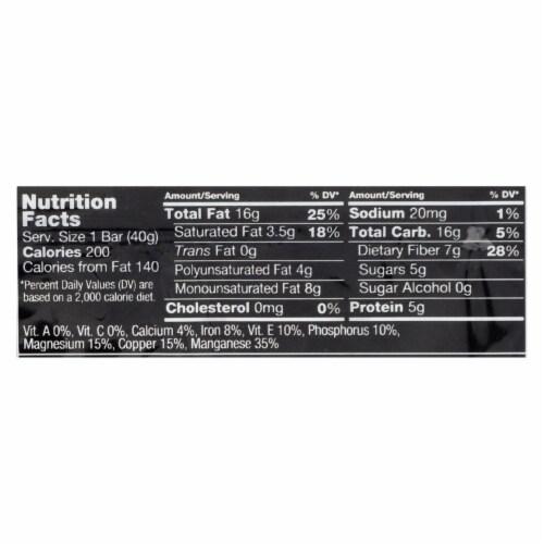 Kind Bar - Dark Chocolate Cinnamon Pecan - 1.4 oz Bars - Case of 12 Perspective: back