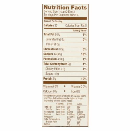 Kitchen Basics Beef Stock - Case of 12 - 32 Fl oz. Perspective: back