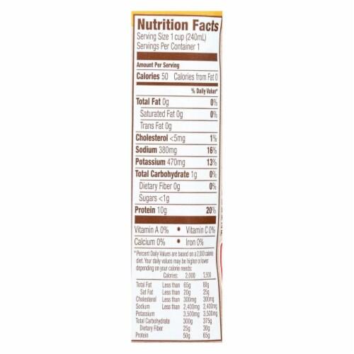 Kitchen Basics Chicken Bone Broth  - Case of 12 - 8.25 FZ Perspective: back