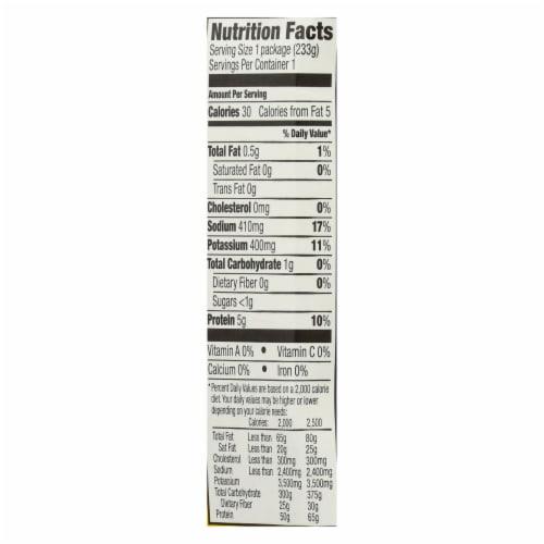 Kitchen Basics Chicken Stock - Case of 12 - 8.25 Fl oz. Perspective: back