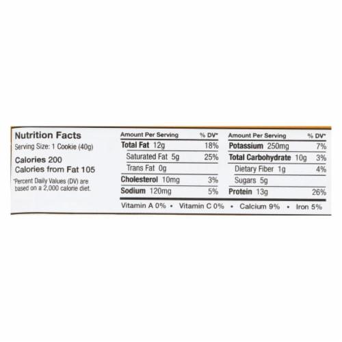 Power Crunch Bar - Peanut Butter Fudge - Case of 12 - 1.4 oz Perspective: back