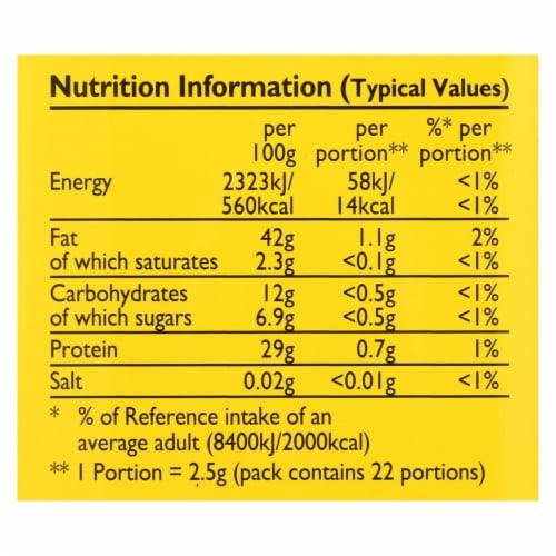 Colmans Dry Mustard Powder - 2 oz - Case of 12 Perspective: back