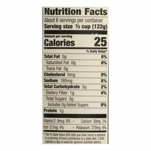 Muir Glen Organic Whole Peeled Tomatoes - Case of 12 - 28 oz. Perspective: back