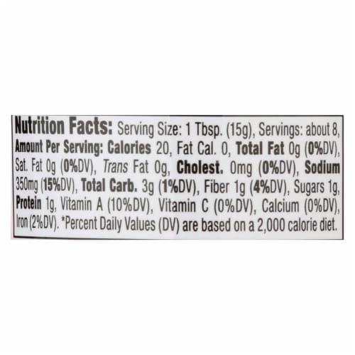 Thai Kitchen Red Curry Paste - Case of 12 - 4 oz. Perspective: back