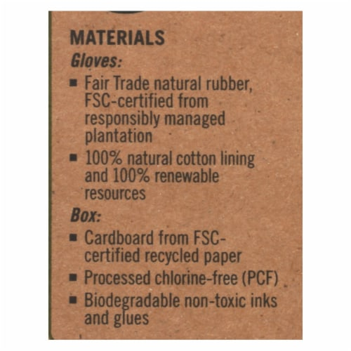 If You Care Household Gloves - Small - 12 Pairs Perspective: back