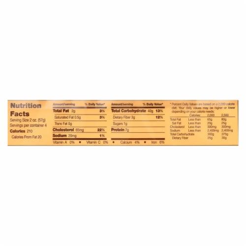 Bionaturae Egg Pasta - Durum Semolina - Case of 12 - 8.8 oz. Perspective: back