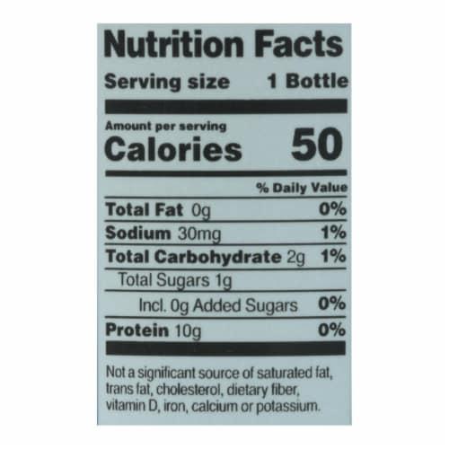 Vital Proteins - Water Collagen Lemon Slice - Case of 12-12 FZ Perspective: back