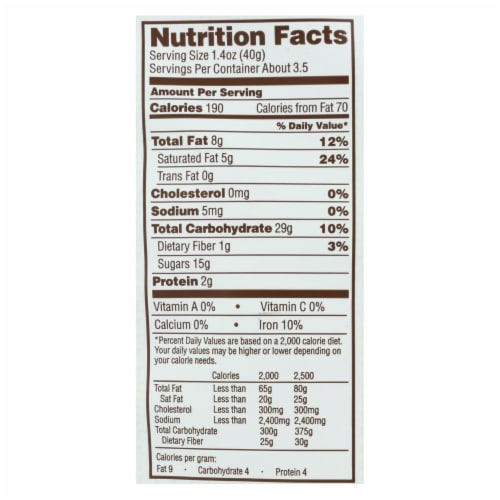 Bark Thins Snacking Dark Chocolate - Mint - Case of 12 - 4.7 oz. Perspective: back