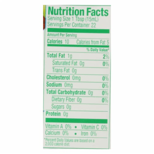 Nutpods - Non-Dairy Creamer Hazelnut Unsweetened - Case of 12 - 11.2 fl oz. Perspective: back