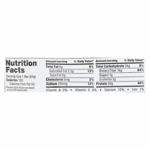 Quest Protein Bar - Case of 12 - 2.12 OZ Perspective: back